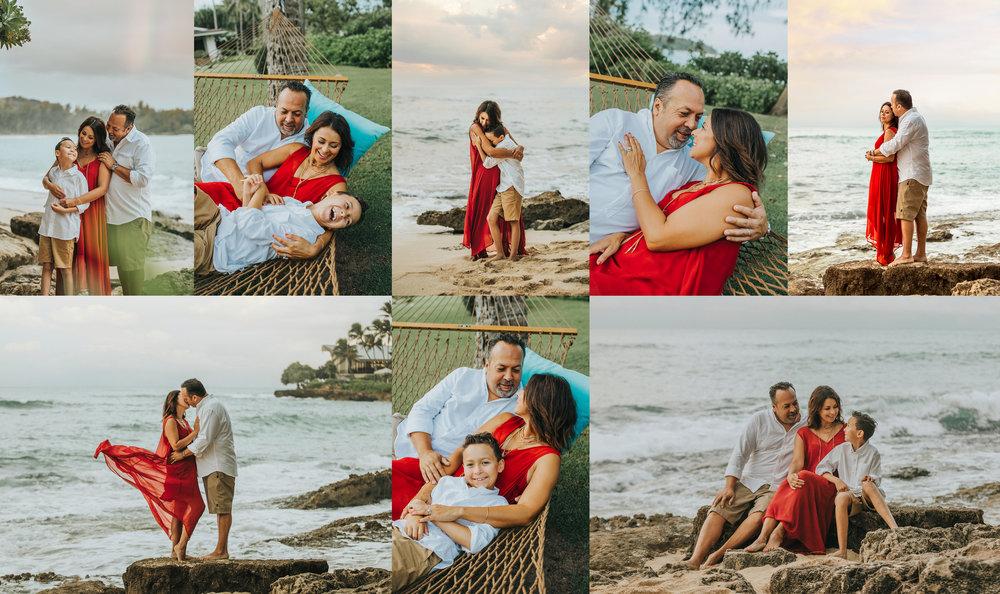 Family Sunriese Session, New Wave Photography, Turtle Bay, Oahu, Hawaii.jpg