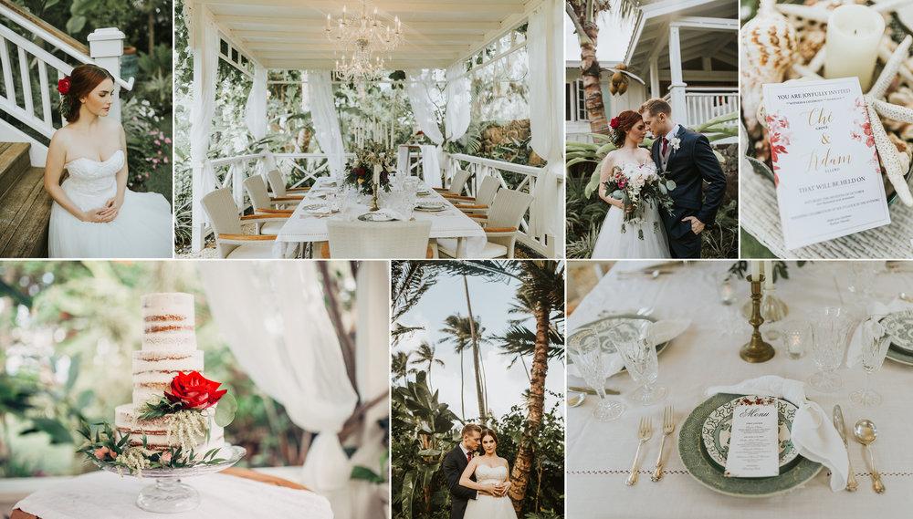 Wedding, Kailua Oahu, Hawaii. Bridal Portraits. New Wave Photography.jpg