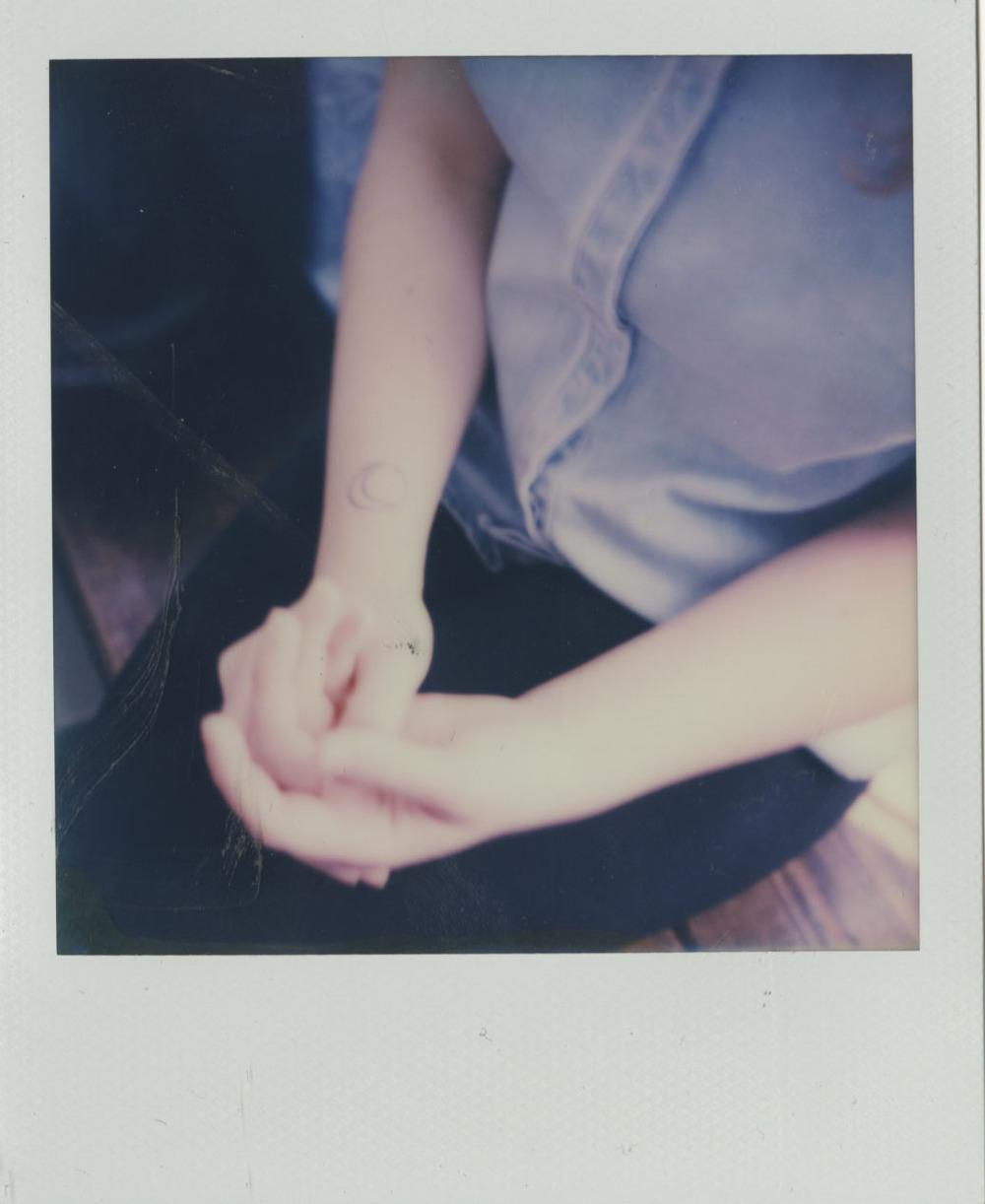 Polaroid by Anna Skahill