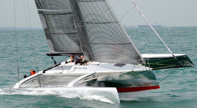 Airplay Trimaran