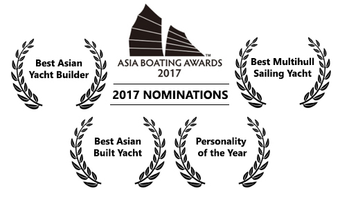 Hudson Yacht Group Asia Boating Awards