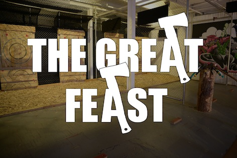 Great food, great fun. Keep the hungry masses satisfied as you battle it out in our lanes!  $129/head - Click here for more details