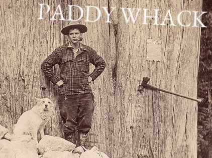 $89 PP - PADDY WHACK GETS THE BASICS SORTED, AXES SNACKS AND BEER. IN THAT ORDER!!   Image source: Pinterest