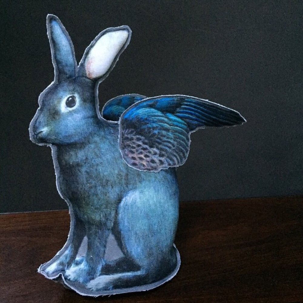WINGED RABBIT $245