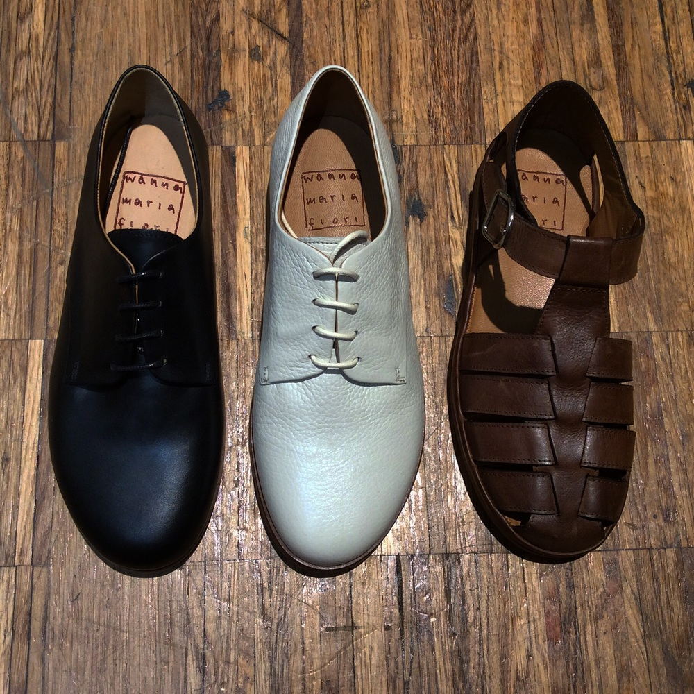 This beautifully handcrafted Italian leather shoe collection is heading to the store in December......we are their only Australian stockist.