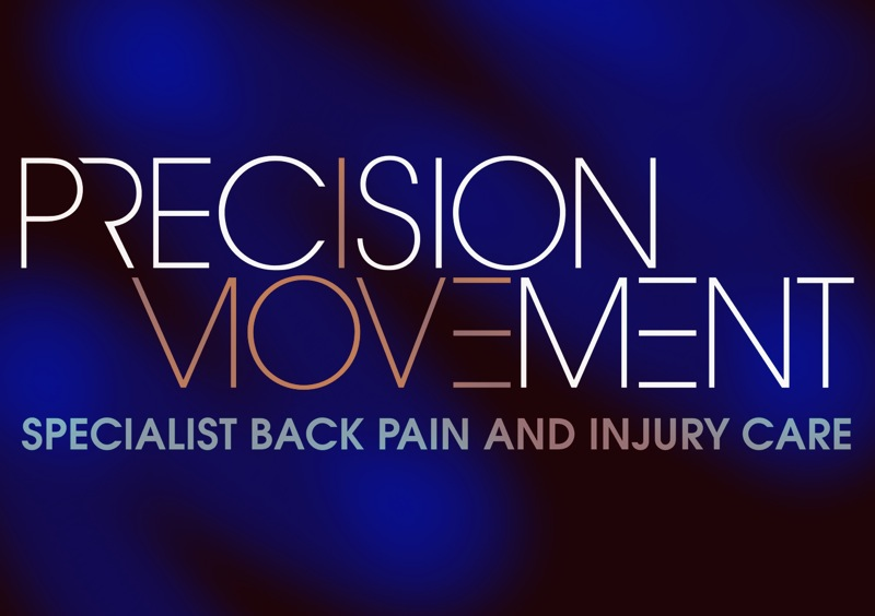 Precision Movement's new look