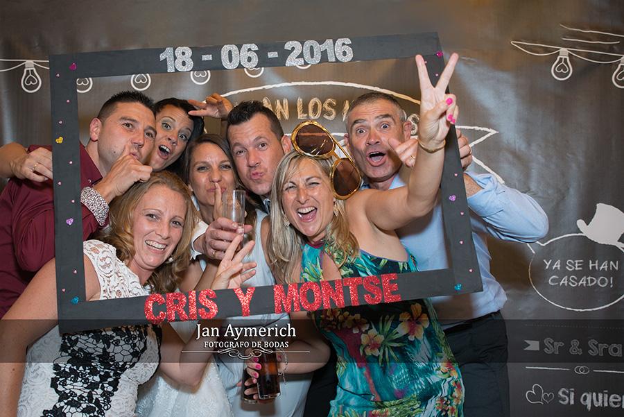 fotografo bodas photocall