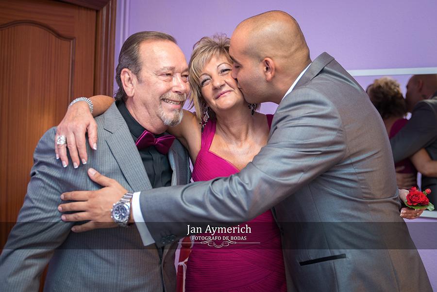 fotografo de bodas premia de dalt