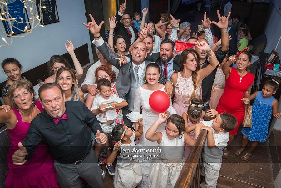 fotografo de bodas lhort de cabrils
