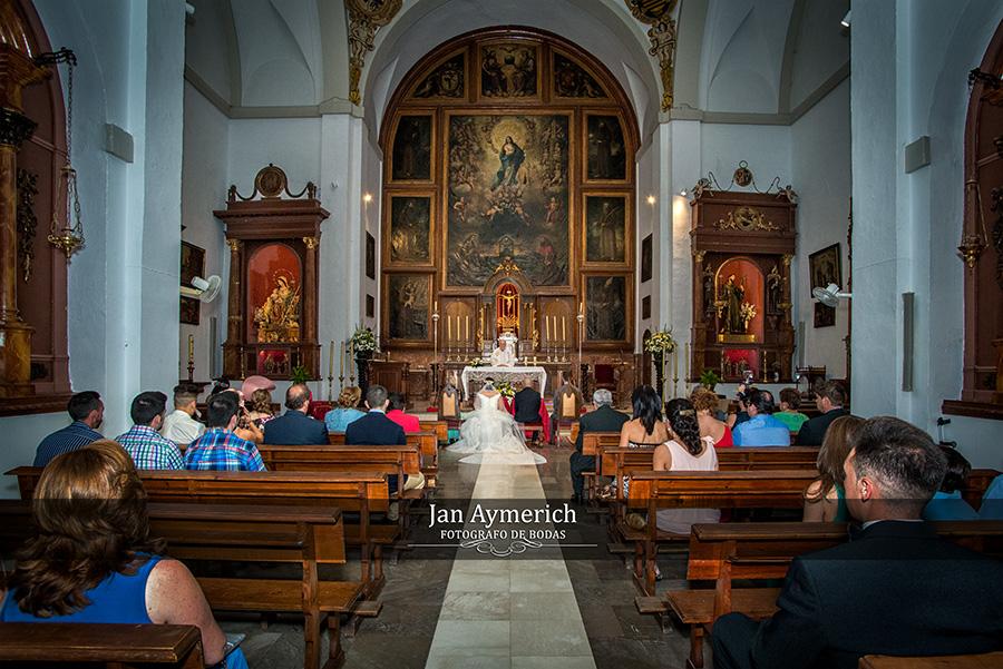 iglesia de los capuchinos antequera