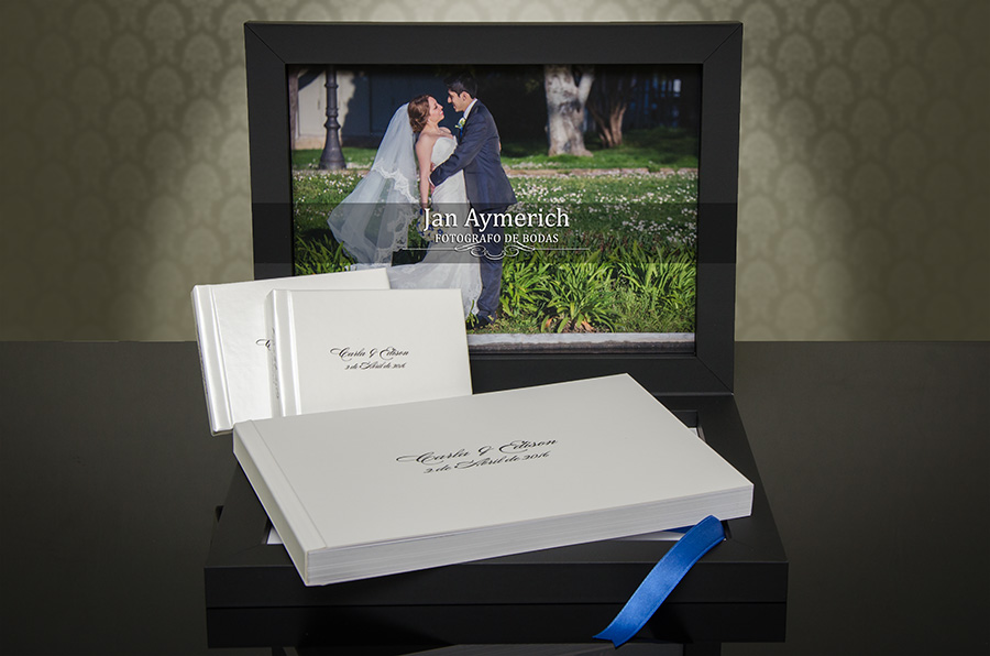 album de bodas precio