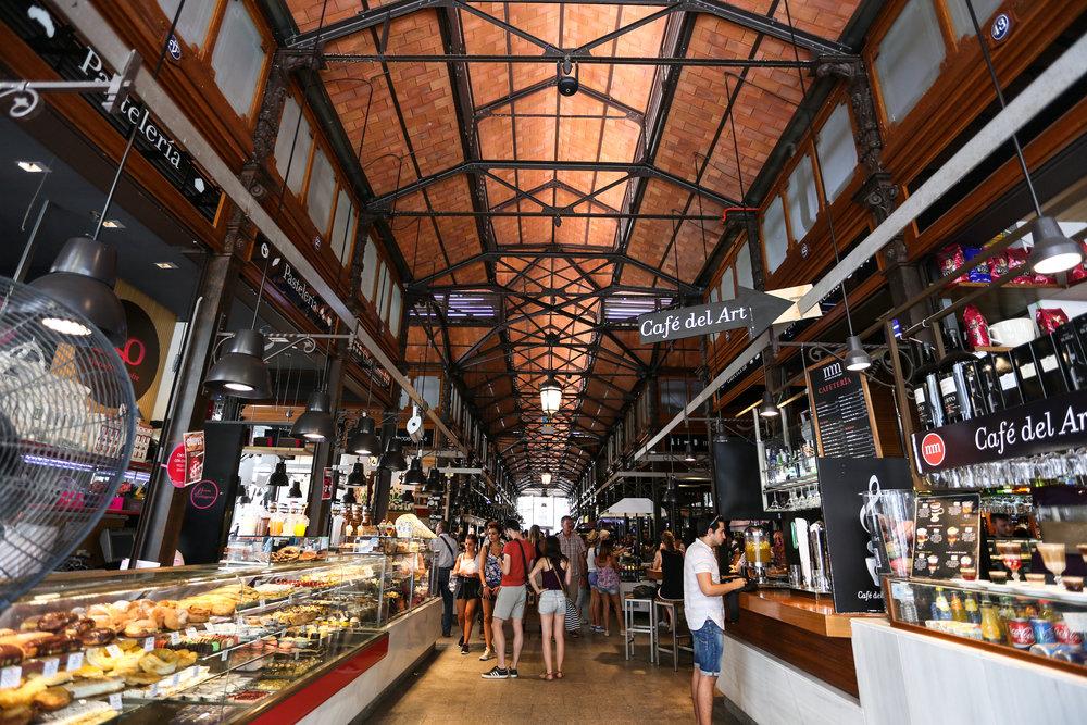 Mercado San Miguel - Plaza de San Miguel, s/n, 28005 Madrid, Spain