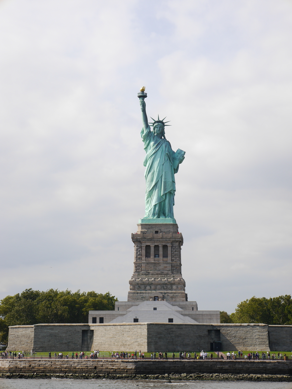 The Statue of Liberty, New York, NY, USA
