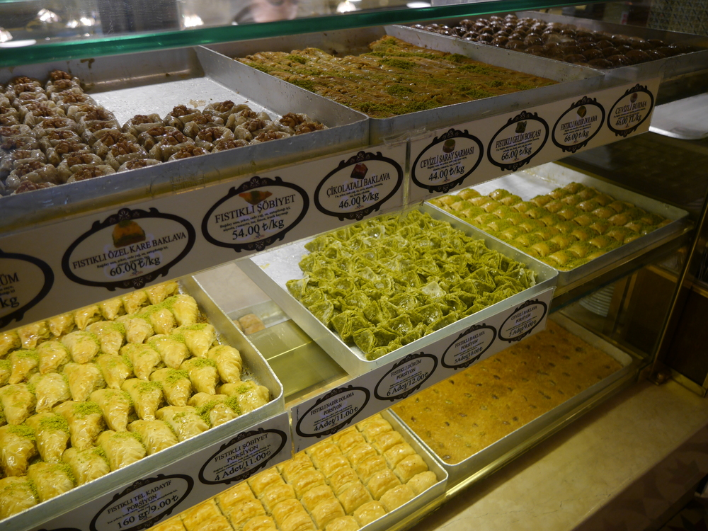 Baklava (and other tasty pastries)!