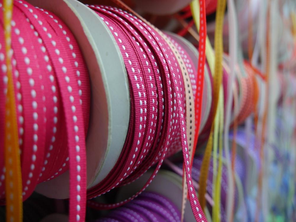 More ribbons!