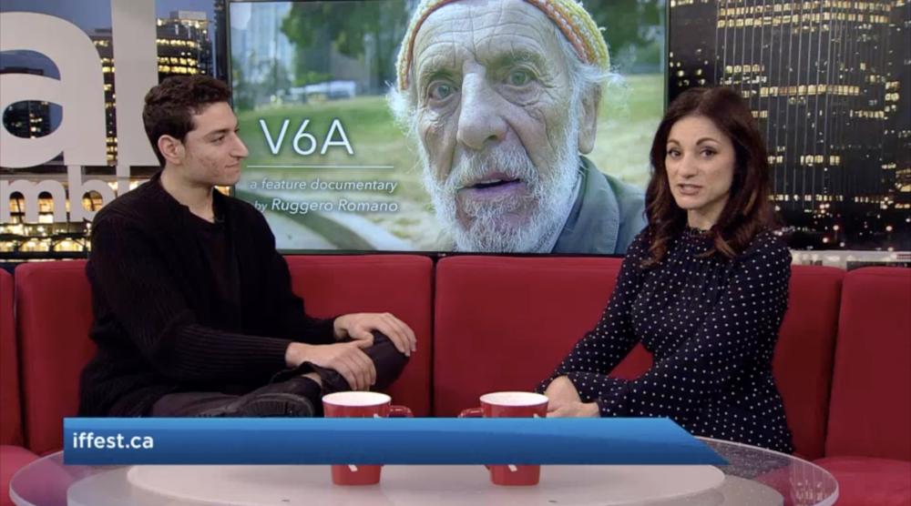 V6A on GLOBAL NEWS TV -