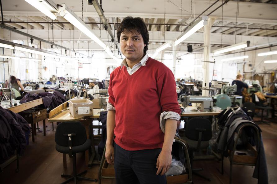 Jawad Yaqobi, Machinist. 7 years