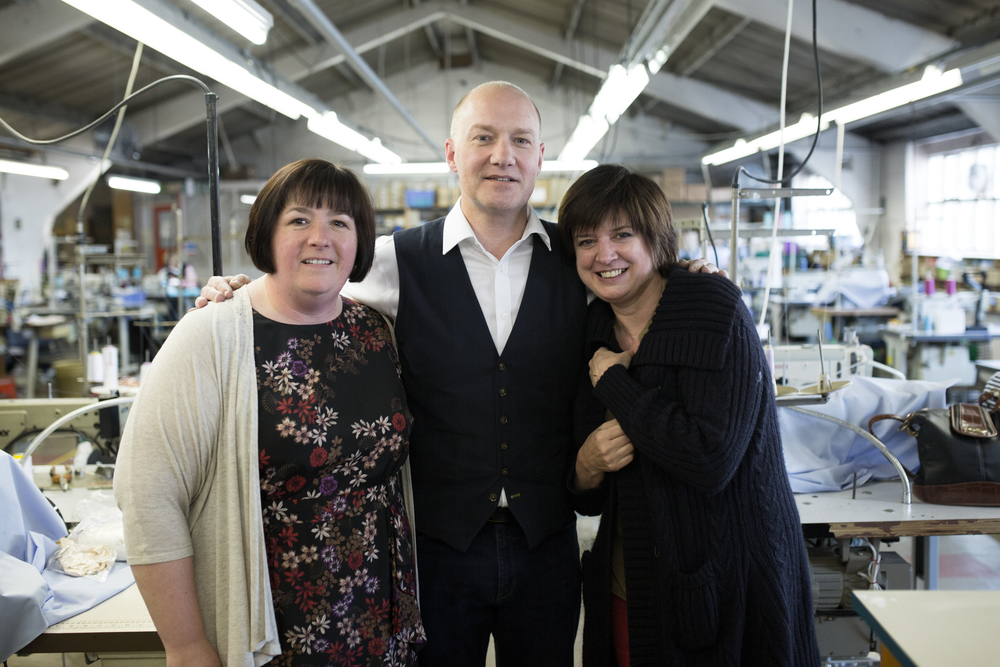 Owners - Paulette Roberts, David Moore & Sandra Ward