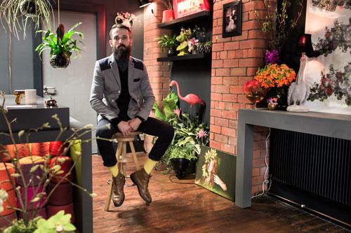 <b>David Jayet-Laraffe</b><br>Frog Floral Artistry