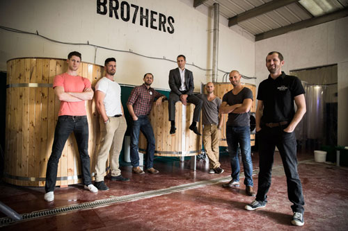 <b>7 Brothers</b><br>7 Brothers Brewery