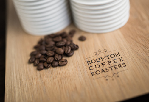 <b>Rounton Coffee</b><br>Re-Brand