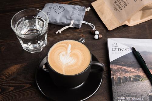 <b>Rounton Coffee</b><br>Kickstarter Content