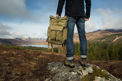 <b>Millican</b><br>Smith Bag Road Test