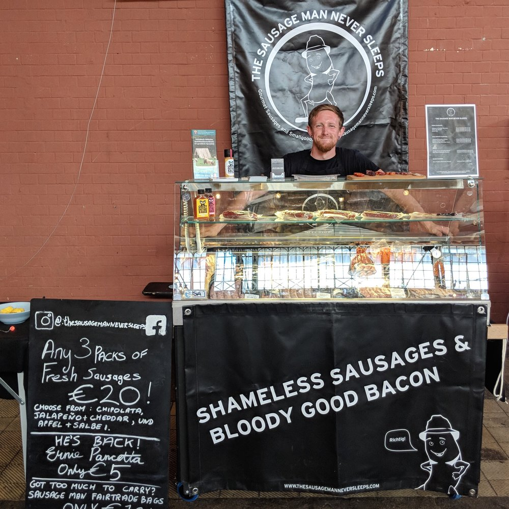 The Sausage Man Never Sleeps new stand location at Markthalle Neun.jpg