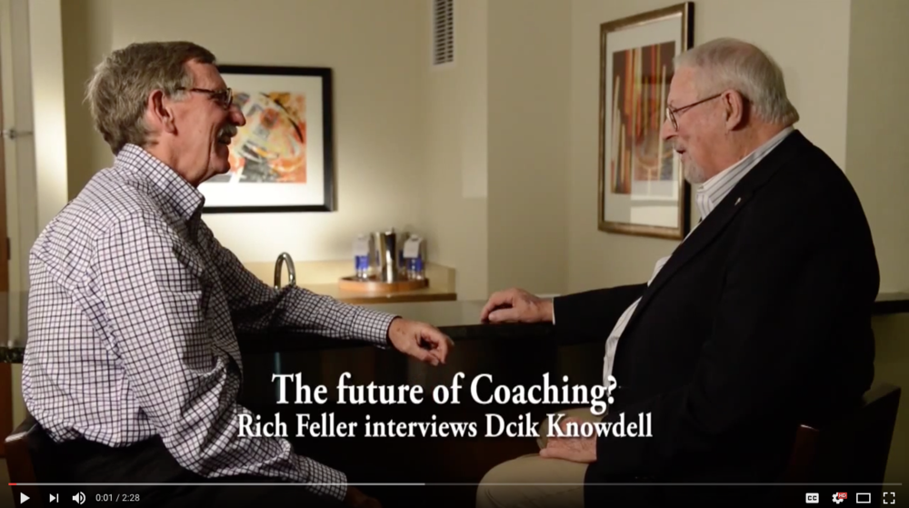 Dick Knowdell - Rich interviews Dick Knowdell, bringing insights about career coaching, The Knowdell Model, and the Knowdell card sort assessments from a seasoned expert in the field of career development. Interviews can be found on Rich's YouTube channel.