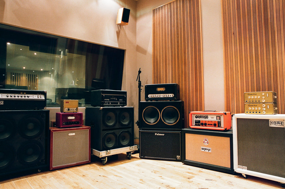 Preparing for your first recording studio experience