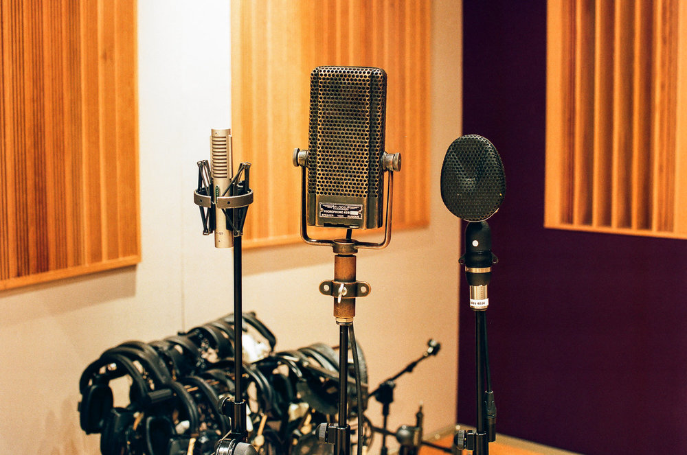 Live Performance vs Studio Recording