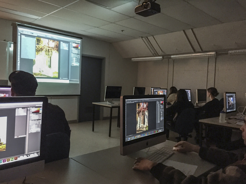 The Photoshop lab