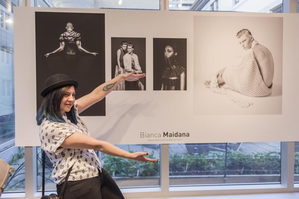 Bianca Maidana, May 2016 Graduate