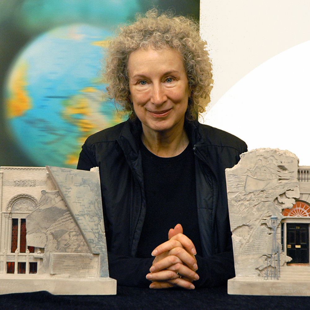 Margaret Atwood Enlightenment Award,  EDINBURGH BOOK PRIZE