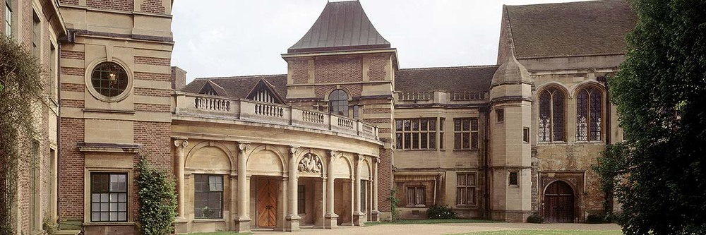 Side Entrance to Eltham Palace