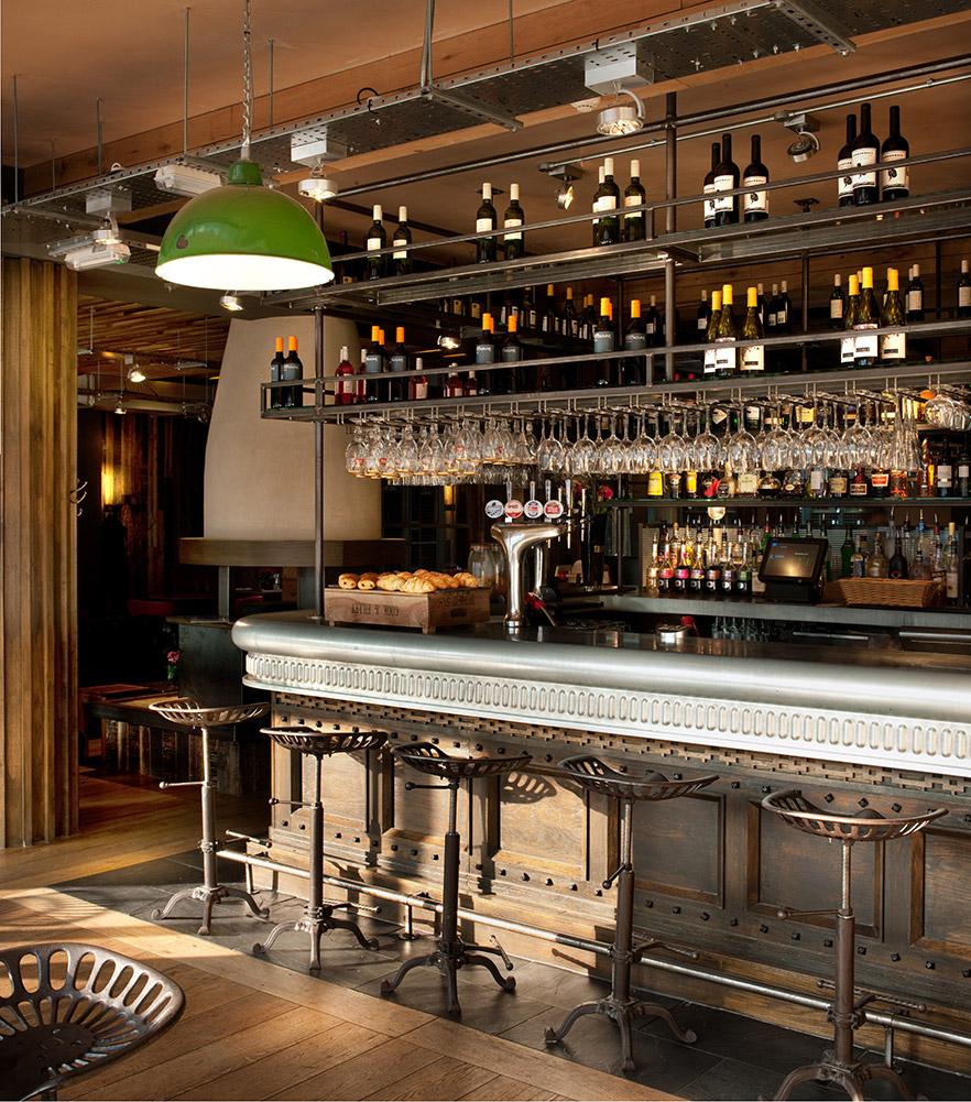 Pub Designs: The Beech House: Beaconsfield