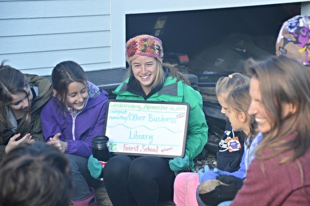 Teach — Woodland Community School