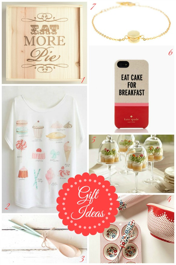 Gift Ideas for The Baker in Your Life