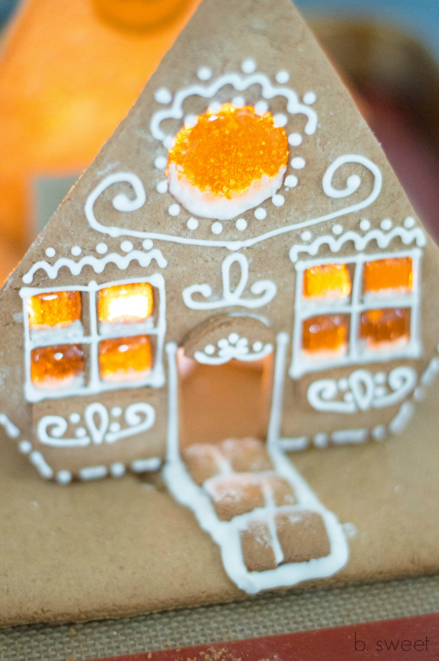 Gingerbread House - b. sweet