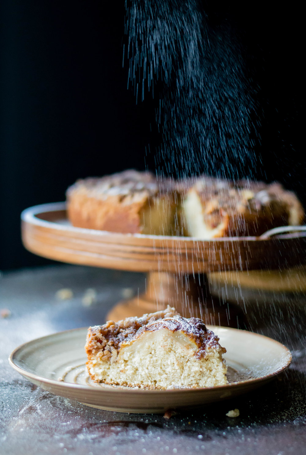 Hazelnut, Pear, and Brown Butter Coffee Cake-5.jpg