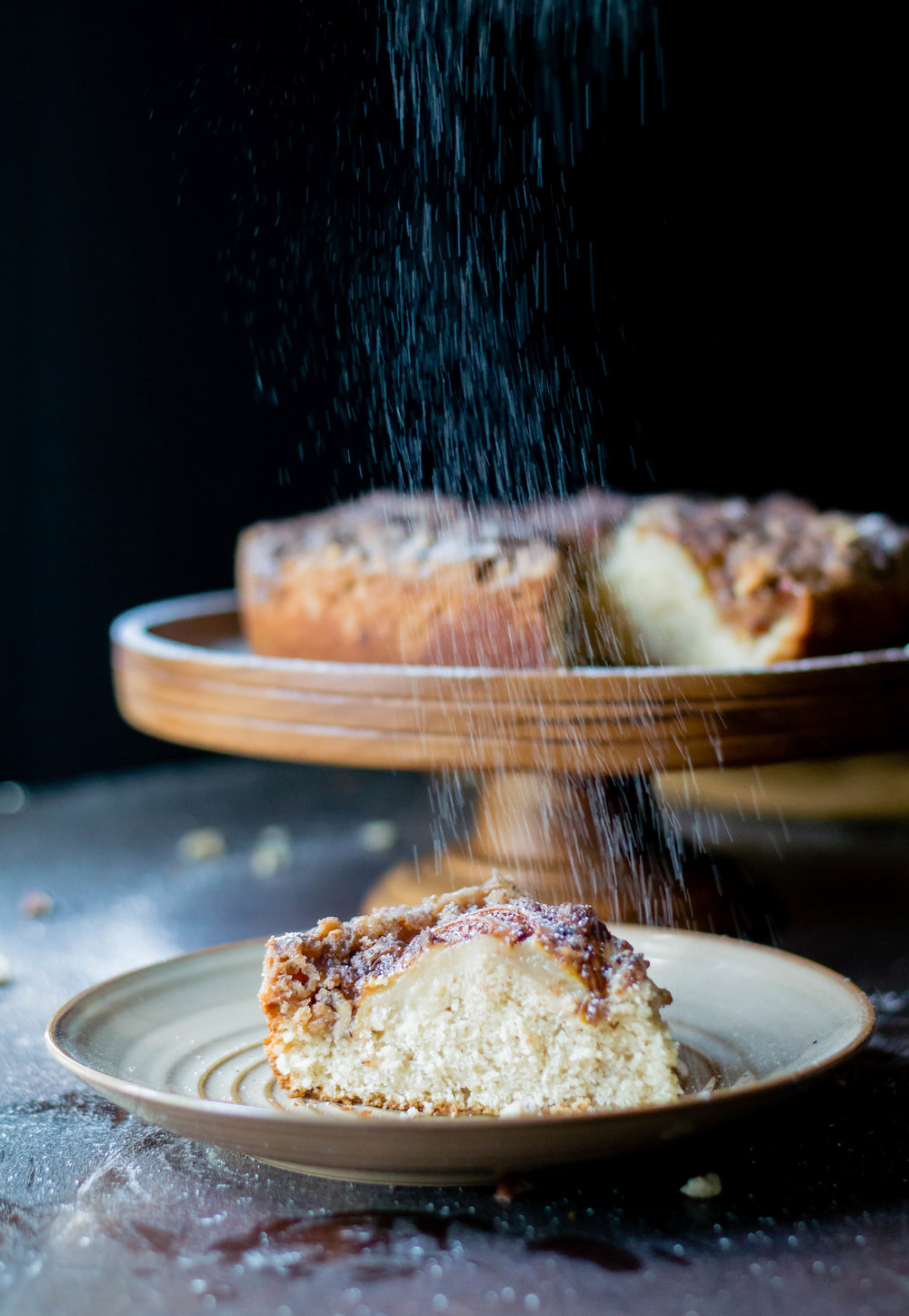 Hazelnut, Pear, and Brown Butter Coffee Cake-4.jpg