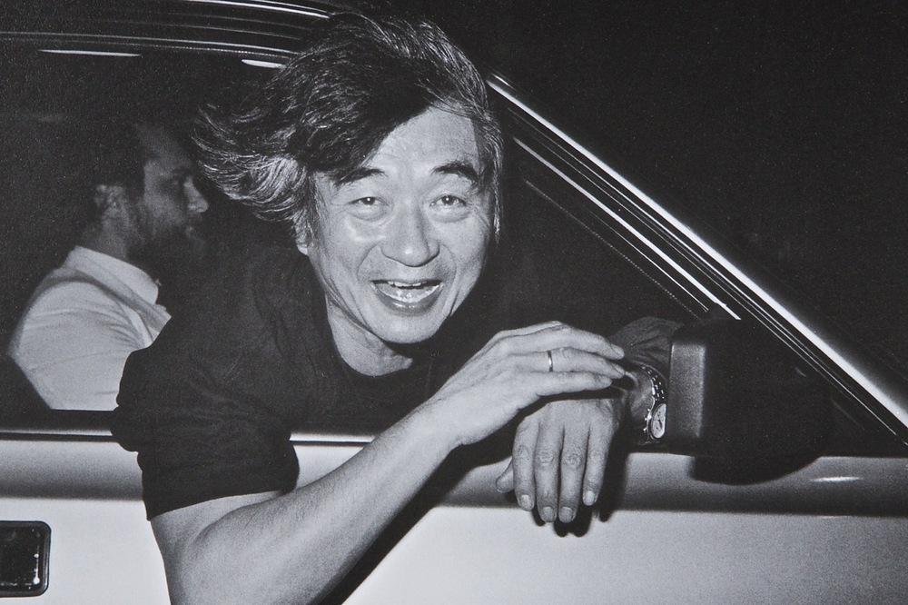 Seiji Ozawa Car
