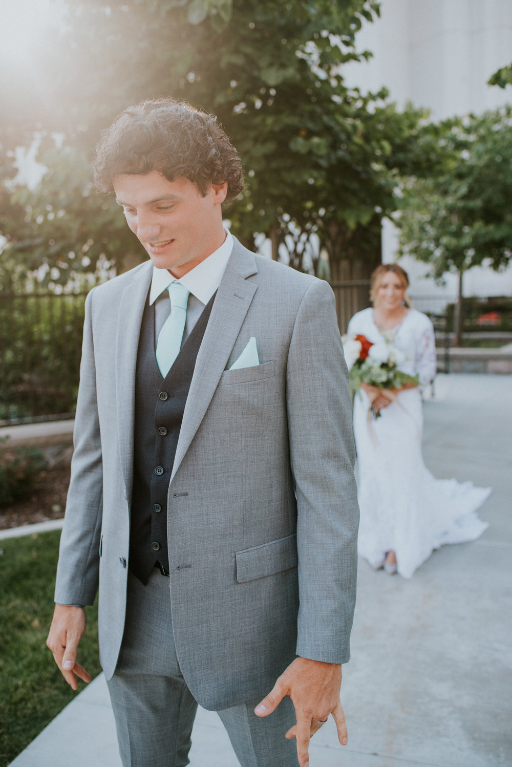 Bethany & Luke Formals| Brigham City Temple and Box Elder Campground ...