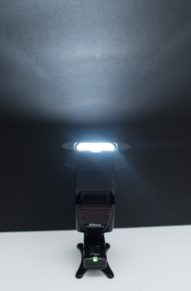 Flash withno diffuser -