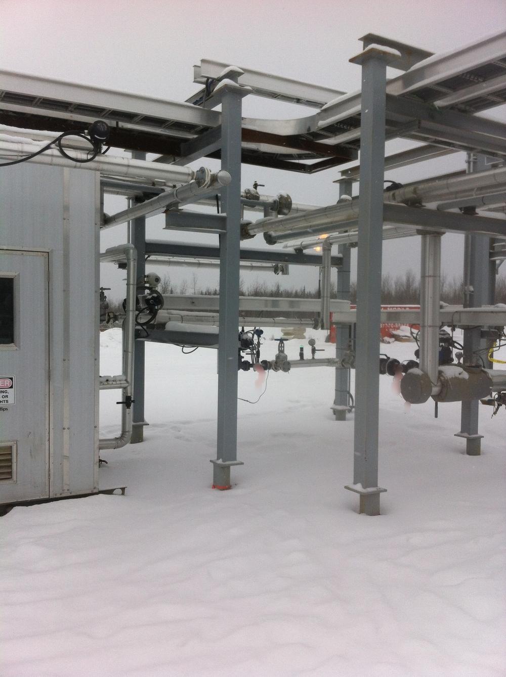 Galloway facing west showing pipe rack.JPG