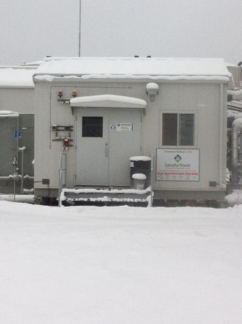 Cadotte facing north showing Compressor building2.JPG
