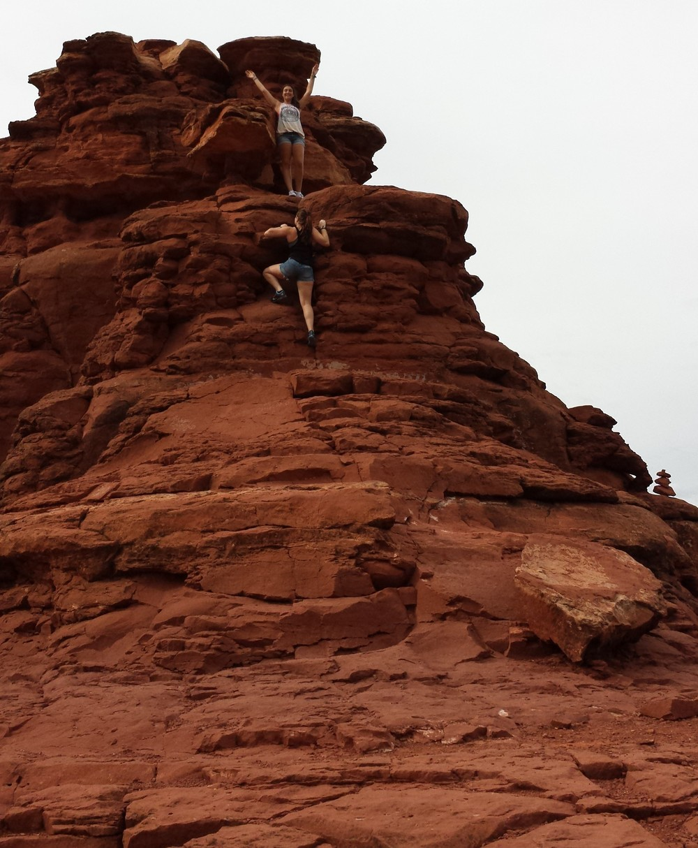 Does your fundraising activity feel like you're climbing this rock mountain?  Susan Axelrod offers strategies and tools to help you reach the top in confidence!