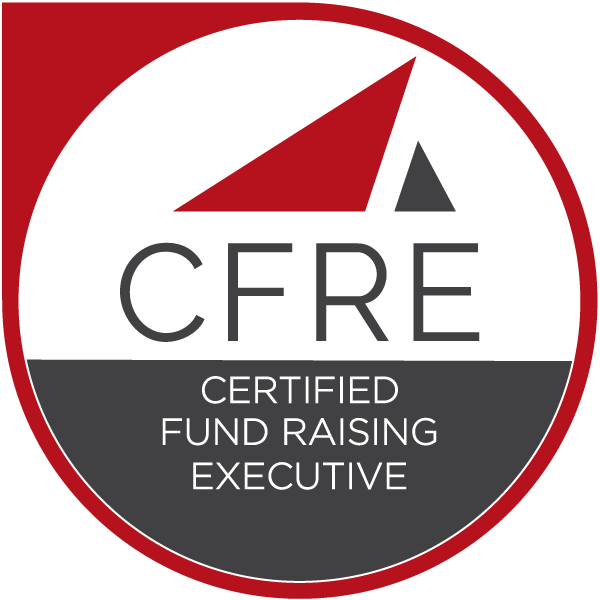 Certified Fund Raising Executive since 1992 -
