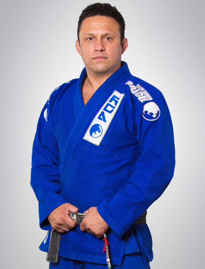HEAD INSTRUCTOR: MASTER RENZO GRACIE 6TH DEGREE BJJ BLACK BELT