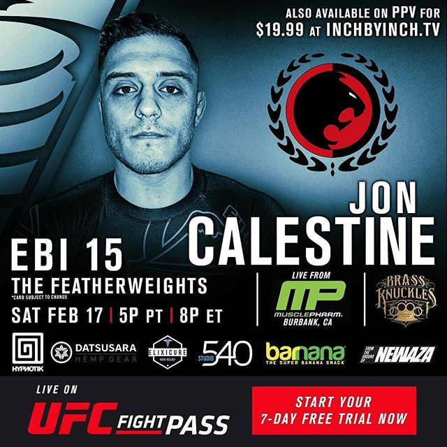 #Repost @eddie_wolverine ・・・ I'm sad to announce that I won't be able to compete in Ebi 15. I have he flu and was unable to fly to California. I waited as long as possible, hoping it would get better, but unfortunately my condition prevented me from even boarding my flight.  Fortunately, my training partner @jon_calestine volunteered to step in for me. He's been with me throughout every EBI camp and I have every confidence that he is thoroughly prepared. I'm really glad he's getting this well deserved opportunity and I can't wait for everyone to see him compete. #teamrenzogracie @renzograciebjj #graciejiujitsu #bjj